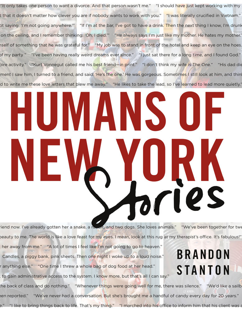 Image result for humans of new york stories