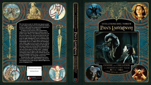 Pan's Labyrinth Full Jacket (GalleyCat)