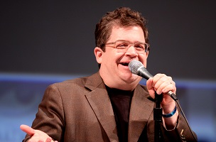 Patton Oswalt (GalleyCat)