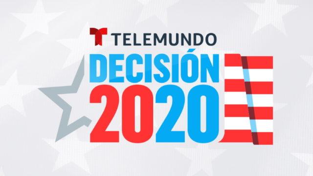 Telemundo Brings Its Decisión 2020 Initiative to YouTube, Twitter, Instagram