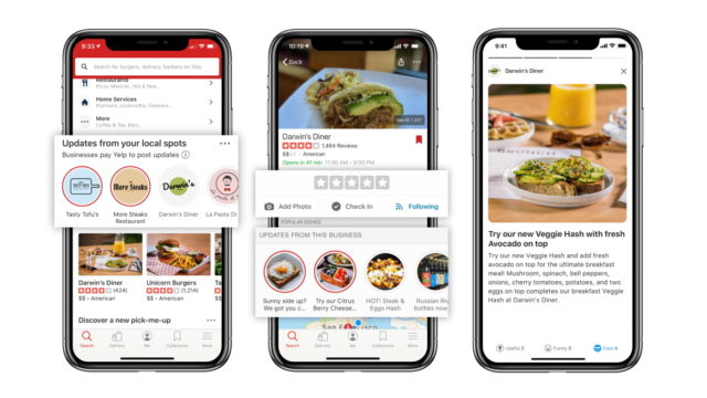 Yelp: Here's How to Stop Users From Seeing Your Bookmarks