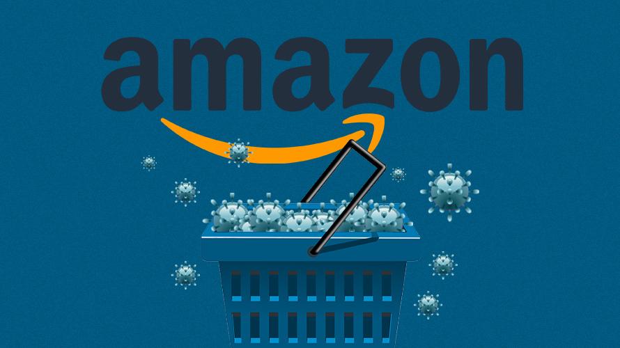 Coronavirus Is Influencing Shopper Behavior on Amazon – Adweek