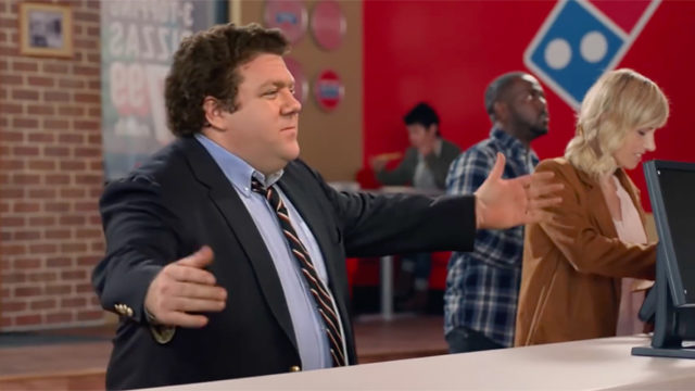 How Domino's Digitally Blended Itself With Cheers for Its New Ad