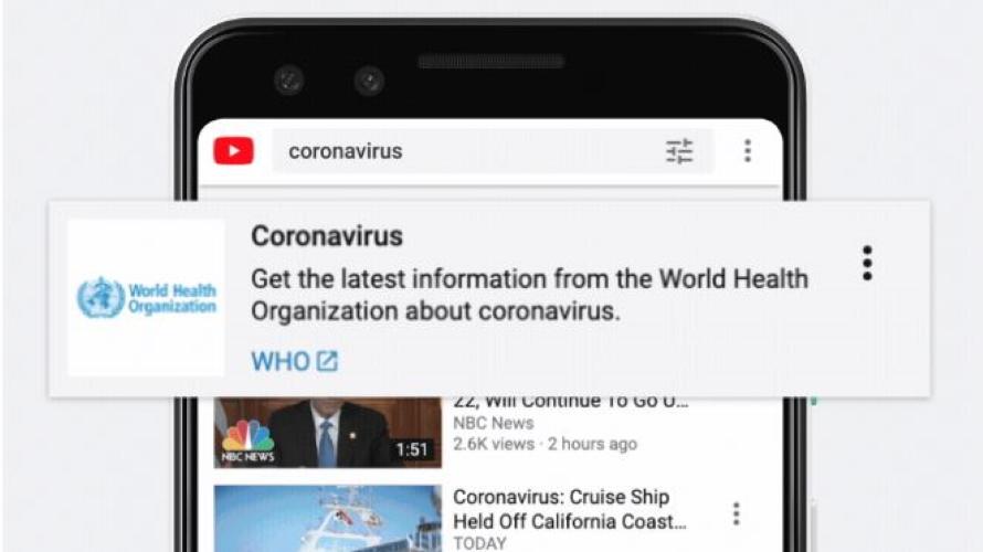 YouTube Will Begin Allowing Monetization on Select Coronavirus ...