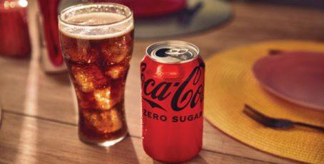 Coke Reintroduces Coca-Cola Zero Sugar