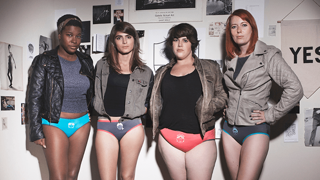 Jpop Girl Groups Wallpaper Are These Feminist Superhero Panties Empowering Or A Tiny