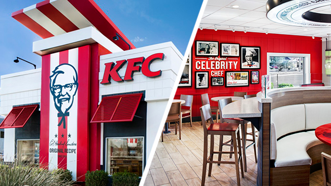 New Fast Food Places