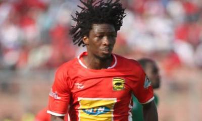 Talented Kotoko striker Sogne Yacouba unwanted by Ghanaian clubs 4