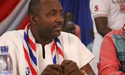 'Funny' Asiedu Nketia May Be Suffering From 'Amnesia' - John Boadu 4