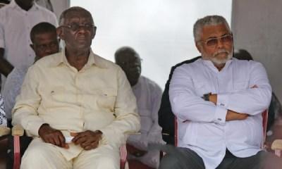 VIDEO: Blame John Agyakum Kufour For Ghana's Economic Woes -JJ Rawlings 9