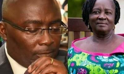 NDC's Jane Naana Opoku defeats Bawumia mercilessly in first head-to-head polls 11