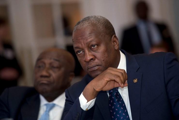 NDC Can't Implement Transformational Policies, John Boadu. 7