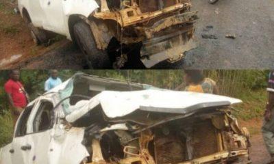 GH₵500,000 Stolen In Madrush For Cash As Bullion Van Crash Kills One 15