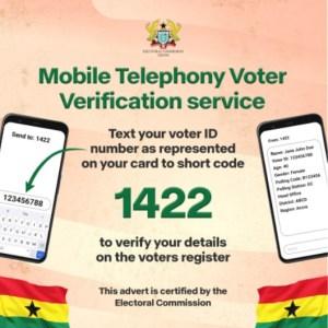 SMS Voter Verification Goes Live – EC 4