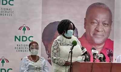"""Insecurity in Ghana is appalling"" Naana Opoku-Agyemang on death of Mfantseman MP 16"