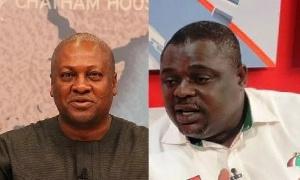 Koku Anyidoho clears all misconceptions between him and John Mahama 13