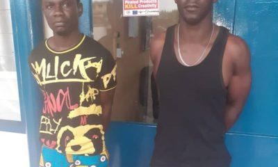 Police officer, accomplice arrested over car theft 12