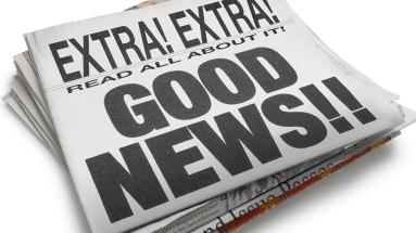 Image result for good news