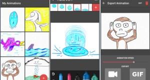 Cara membuat gambar animasi bergerak di Android