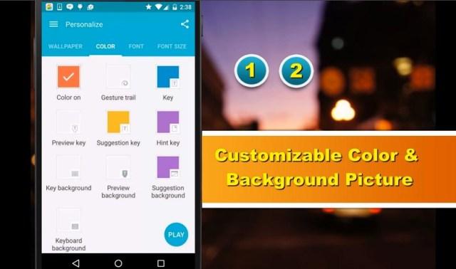 Cara Mengubah Background Keyboard Android dengan Foto Sendiri