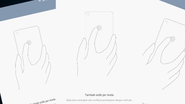 Mengatasi Sensor Sidik Jari Xiaomi Tidak Berfungsi