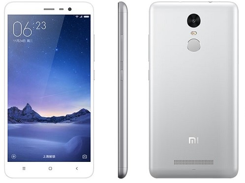 Harga dan Spesifikasi Xiaomi Redmi Note 3 Pro