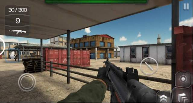 game perang android offline