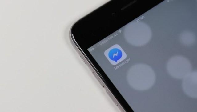 Cara Mengaktifkan Balon Obrolan Messenger