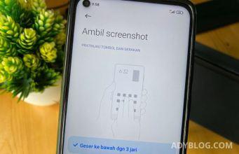 Cara Screenshot Redmi 9 dan Note 9 Series