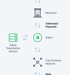 the tokenization payment flow [ 960 x 1704 Pixel ]