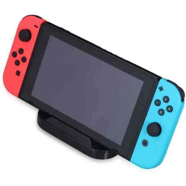 dobe TNS-855 Nintendo Switch Charge Stand USB Type C Charging Dock