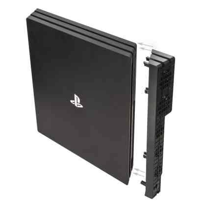 PS4 Pro 5 Fan Turbo Cooler in Black tp4-831 dobe