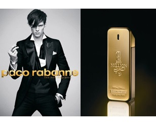 Perfumes Importados Masculinos - 1 Million By Paco Rabanne