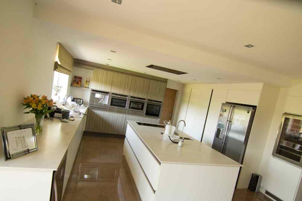 medium resolution of domestic kitchen electrical installation