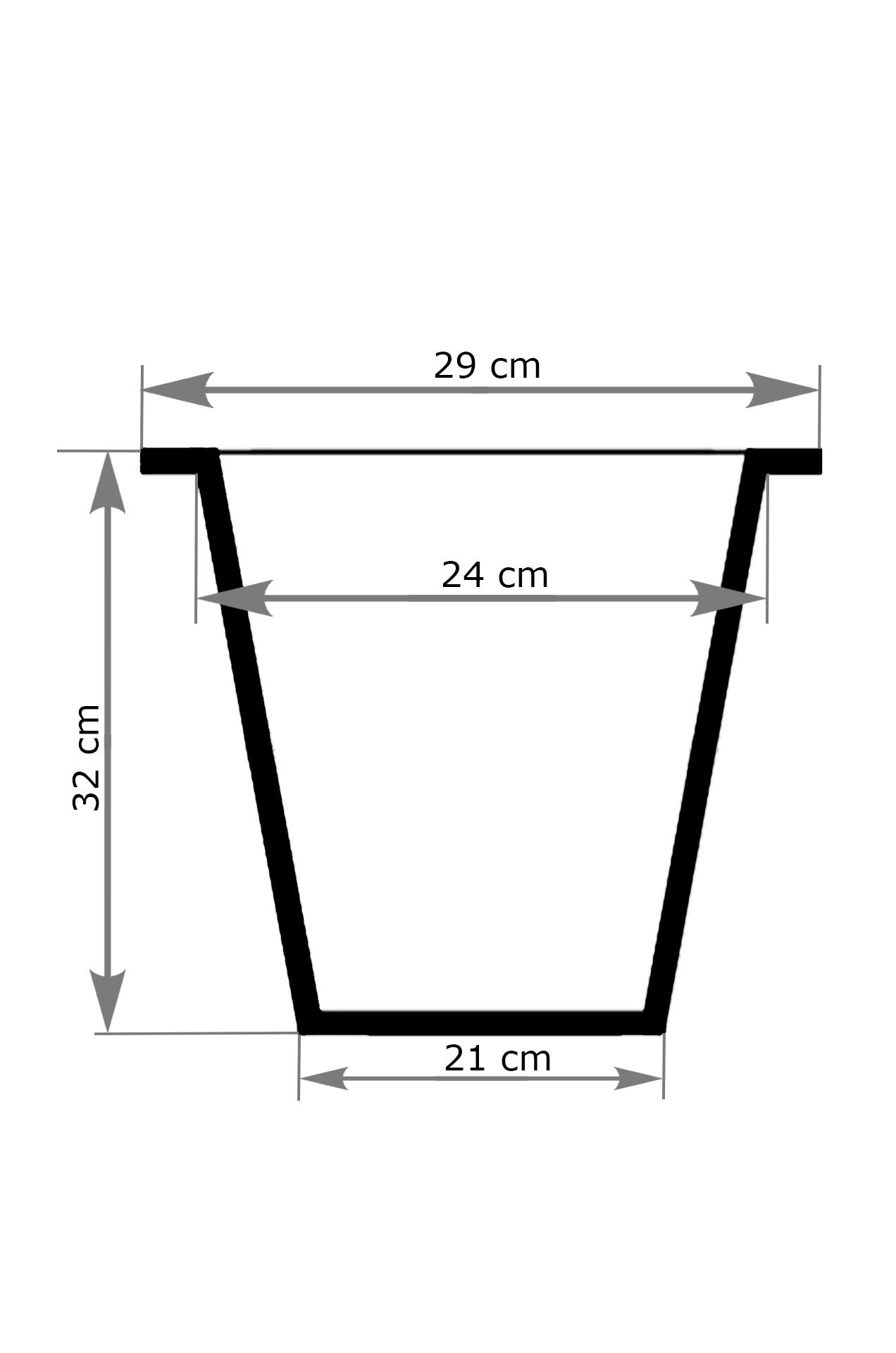 Pflanzkbeleinsatz aus Kunststoff schwarz 32x29x29 cm mit Bewsserungssystem  eBay