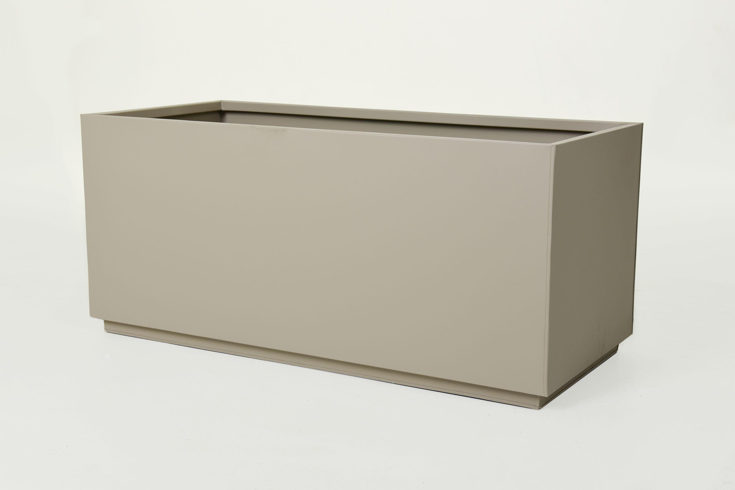 Pflanzkubel Pflanztrog Hochbeet Maxi 100 Cm Pulverb