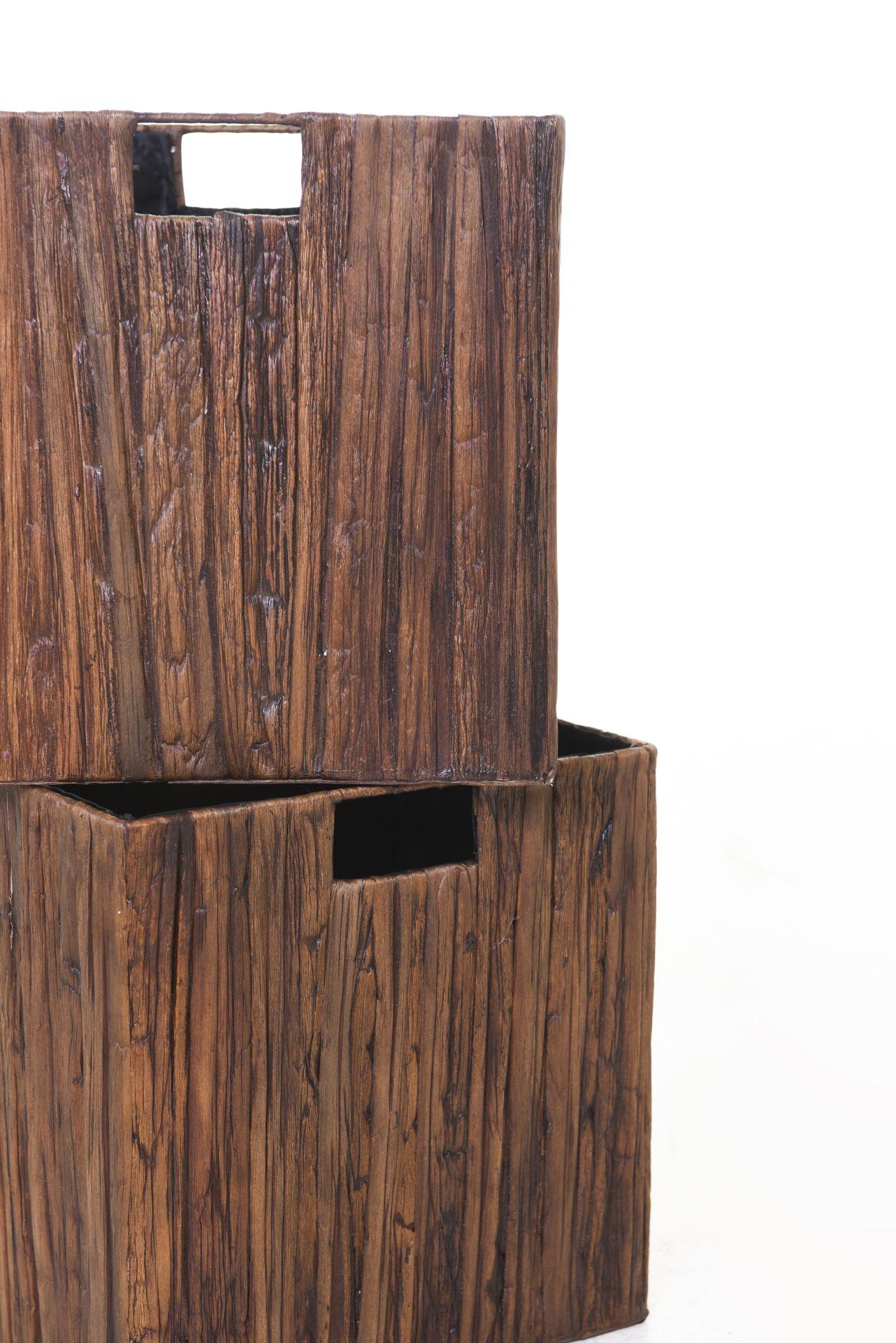 2 Regalkrbe Schrankkrbe Korb Krbe Box  TAO fr Ikea