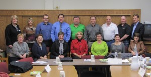 Walsh County Strategy Committee