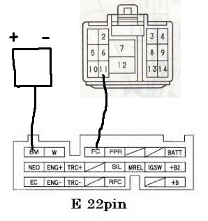 Jzx100 Ecu Wiring Diagram : 25 Wiring Diagram Images