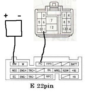 toyota soarer 1jz wiring diagram 2005 nissan xterra engine jzx100 ecu : 25 images - diagrams | honlapkeszites.co