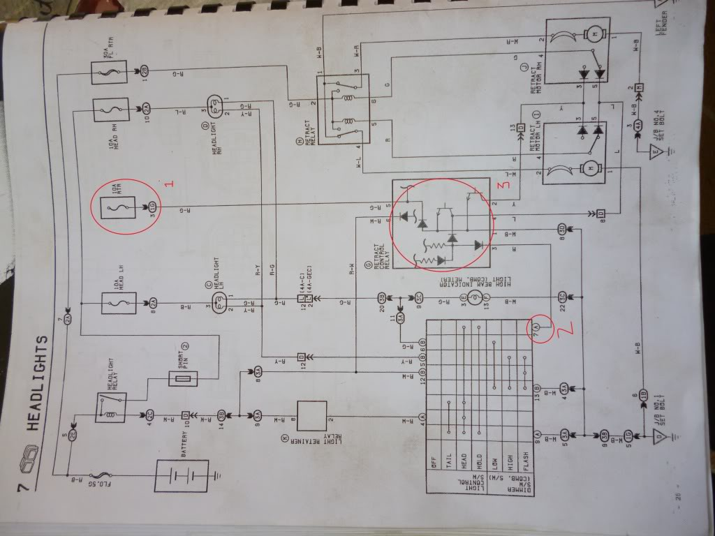 hight resolution of ae86 headlight wiring diagram