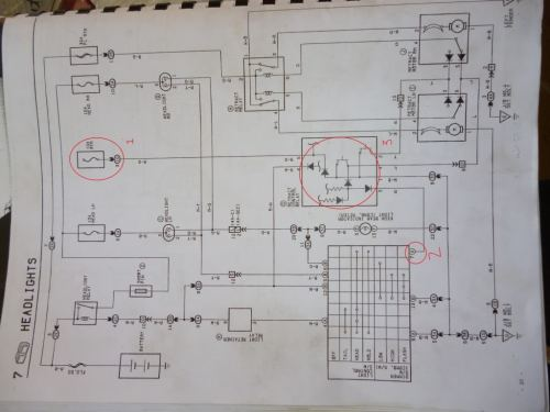 small resolution of ae86 headlight wiring diagram