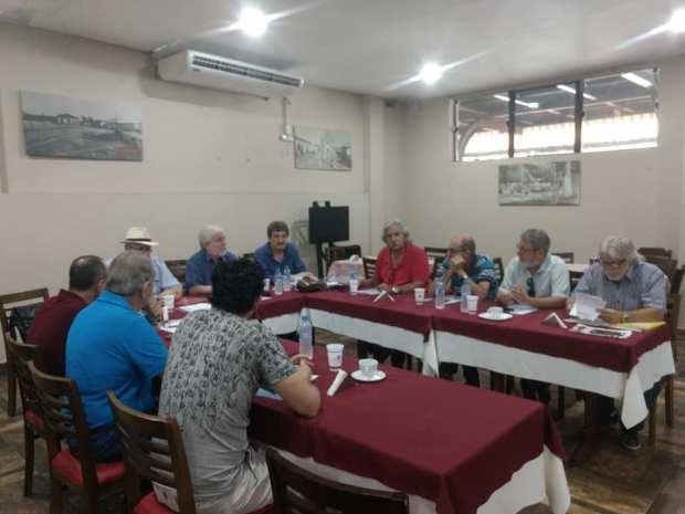 Reunião da UNAVAP em Lorena