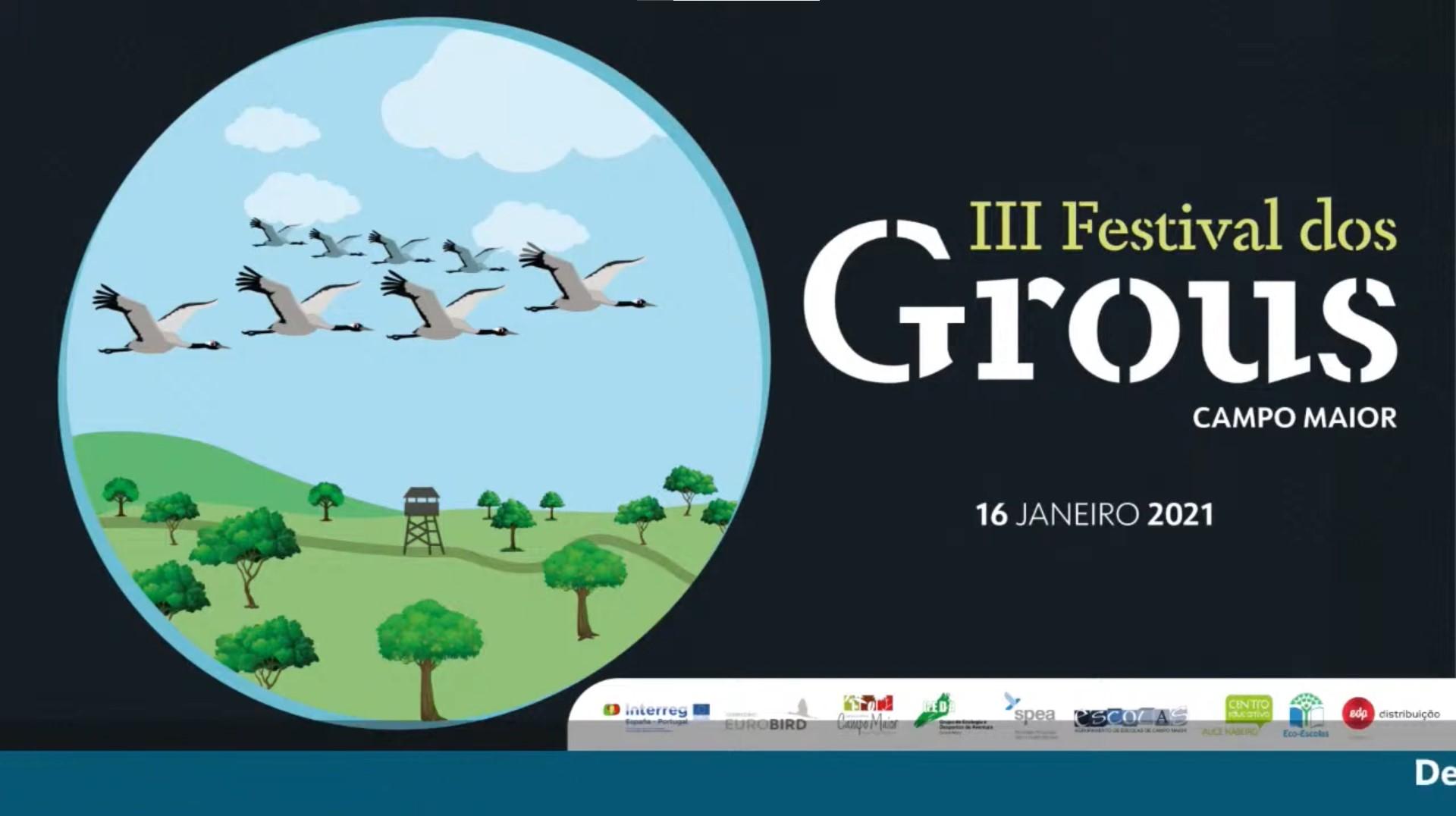 Participação no III Festival dos Grous