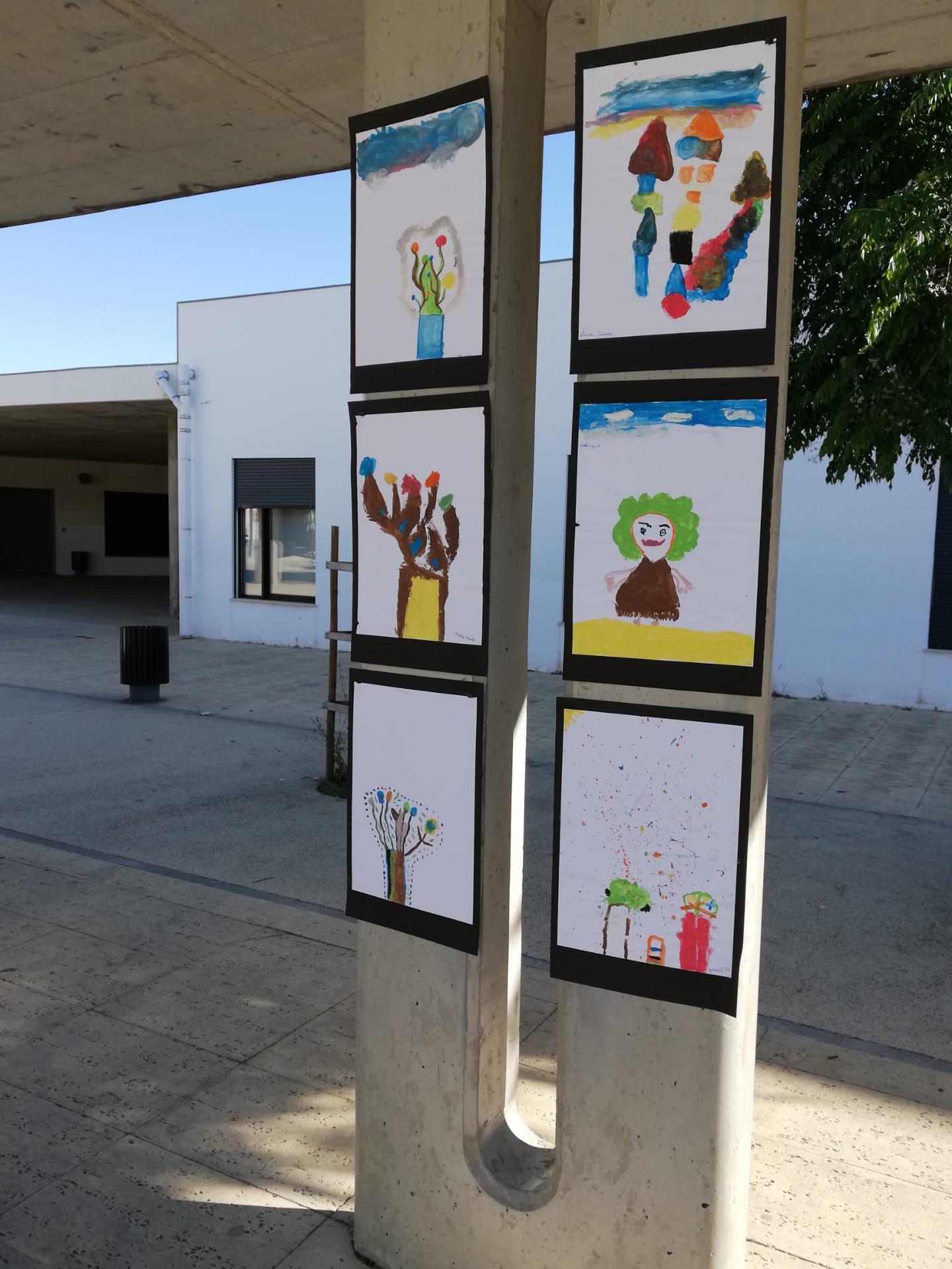 Centro Escolar (CERN) é uma Galeria de Arte