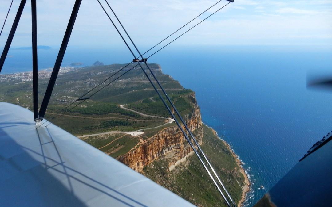 Fliegerwerft Sommerausflug 2 – Über Aix en Provence nach Sisteron