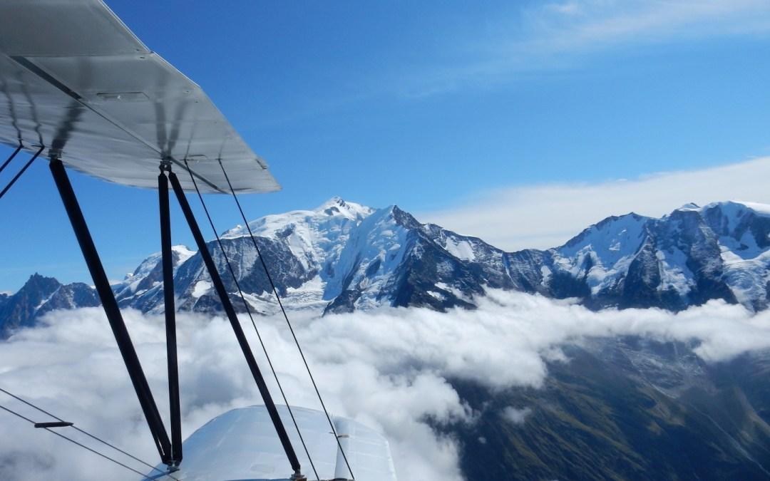 Fliegerwerft Sommerausflug 3 – Von Sisteron über das Reich der Giganten nach Lausanne