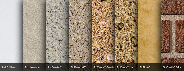 Specialty Finishes From Sto Corp On AECinfo Com