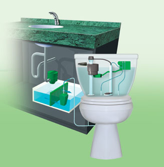AECinfocom News Greywater System Reclaims Water from