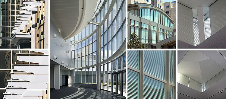 Curtain Walls From Unicel Architectural Corp Cad Details